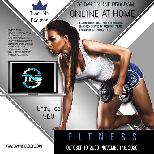 30 Day Online Program