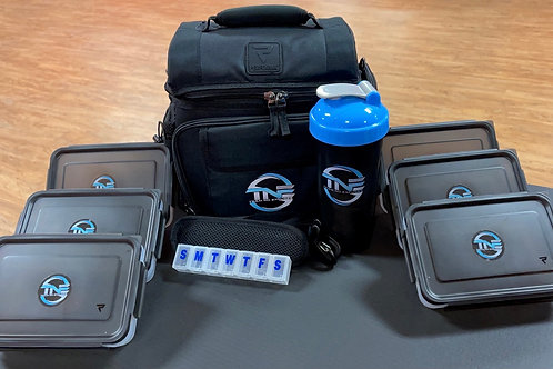 Meal Management Bag And Shaker Cup