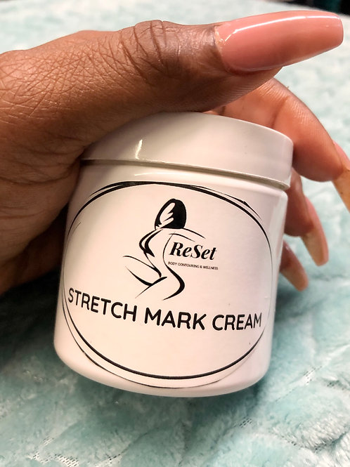 Handmade Organic Stretch Mark Cream