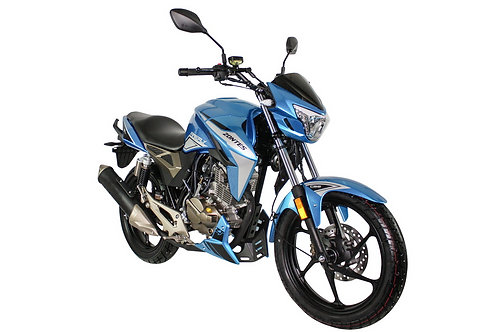 Zontes Firefly 125 EFI Blue