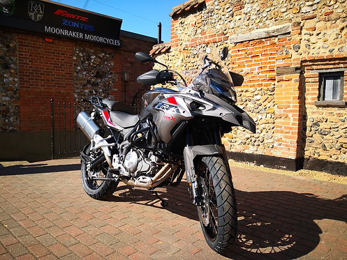 Benelli TRK 502 X. UK Delivery at low cost no problem!