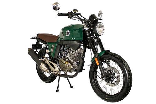 Zontes Rocketman 125 EFI Green