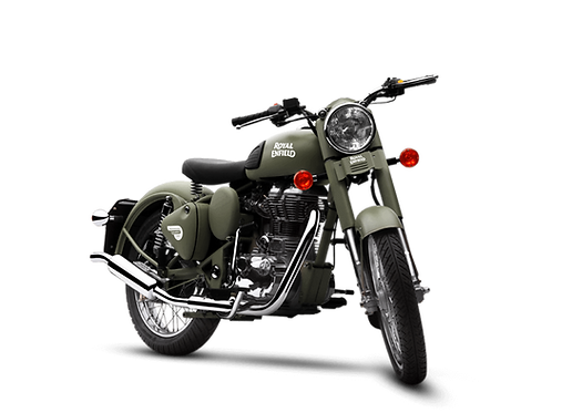 Royal Enfield Classic 500 Classic Military (Last One)