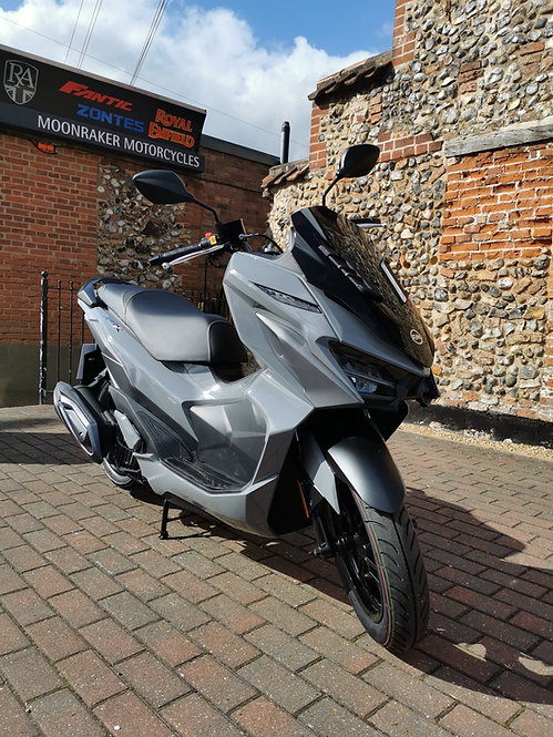 Sym Jet X 125cc