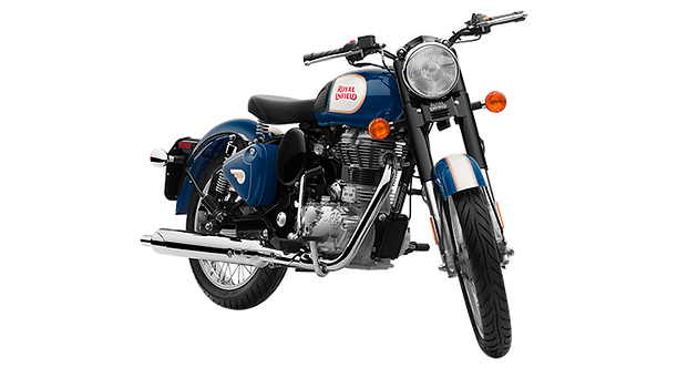 Royal Enfield Classic 500 (Last One In Black Only)