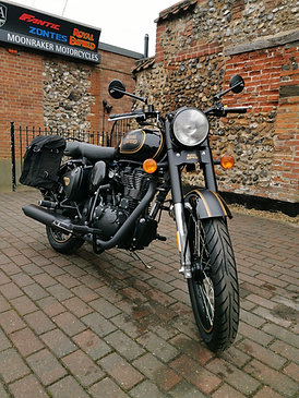 Royal Enfield Tribute Black  (Brand new Last Ones Now in Stock)