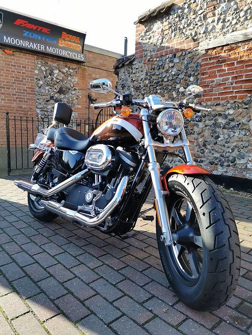 Harley Davidson XL1200 CA Sportster Custom,