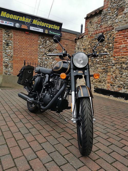 Royal Enfield Tribute Edition 500