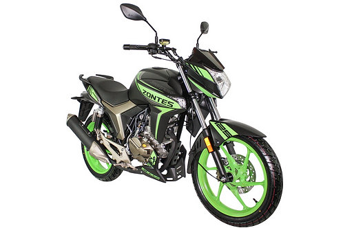 Zontes Scorpion 125 EFI Green