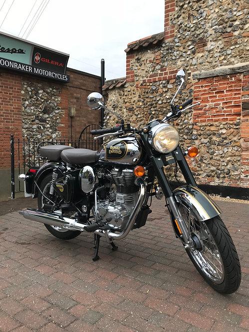 Royal Enfield Classic Chrome 500