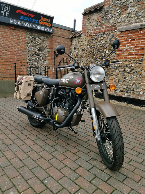 Royal Enfield Pegasus Ltd Edition