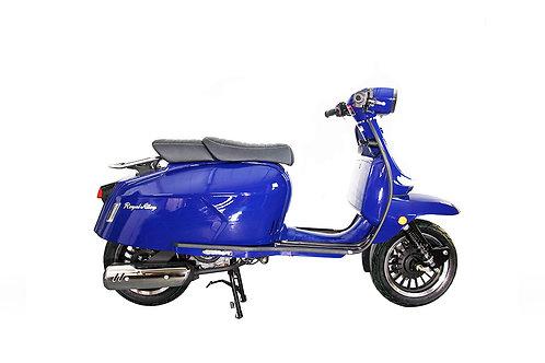 Royal Alloy GP 125 AC Blue