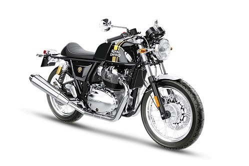 Royal Enfield Continental GT 650 - Standard colours