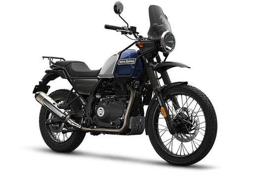 Royal Enfield Himalayan - Lake Blue