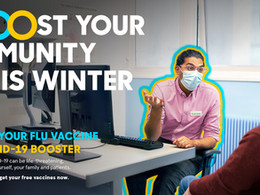 FLU CLINICS ARE NOW IN PROGRESS FOR 2021-22