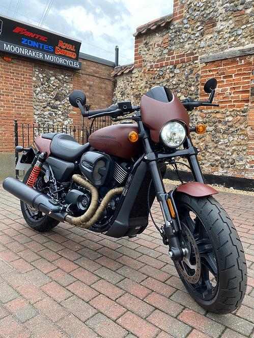 Harley-Davidson Street Rod XG 750 A 18