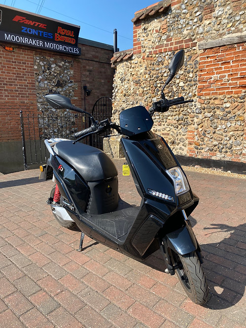 50cc Fully Electric Scooter
