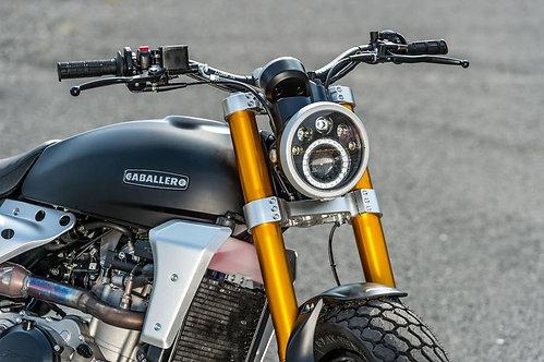 Fantic Caballero 500 Flat Tracker