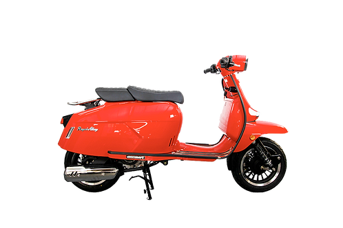 Royal Alloy GP 125 AC Red
