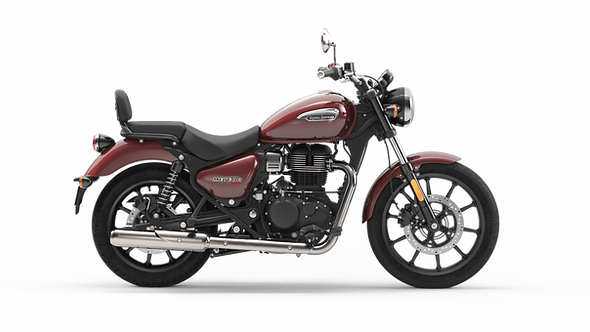 Royal Enfield Meteor 350 Stellar Red (On The Road Price £3829)