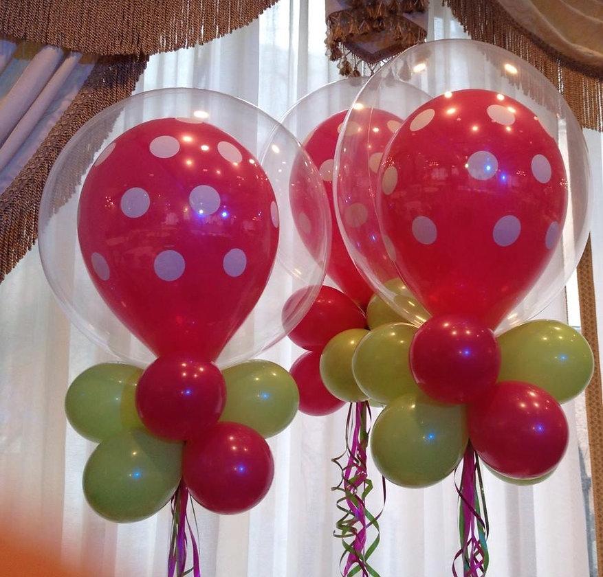 Classic balloo in balloon!