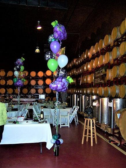 A wine tasting 30th Birthday celebration!