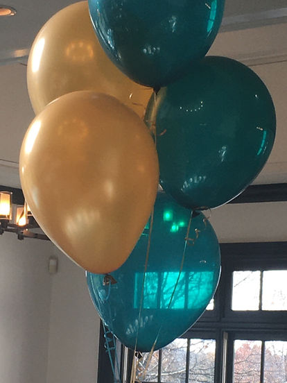"Increasing the size of balloons from standard 11"" to 16"" Latex balloons makes a huge difference!"