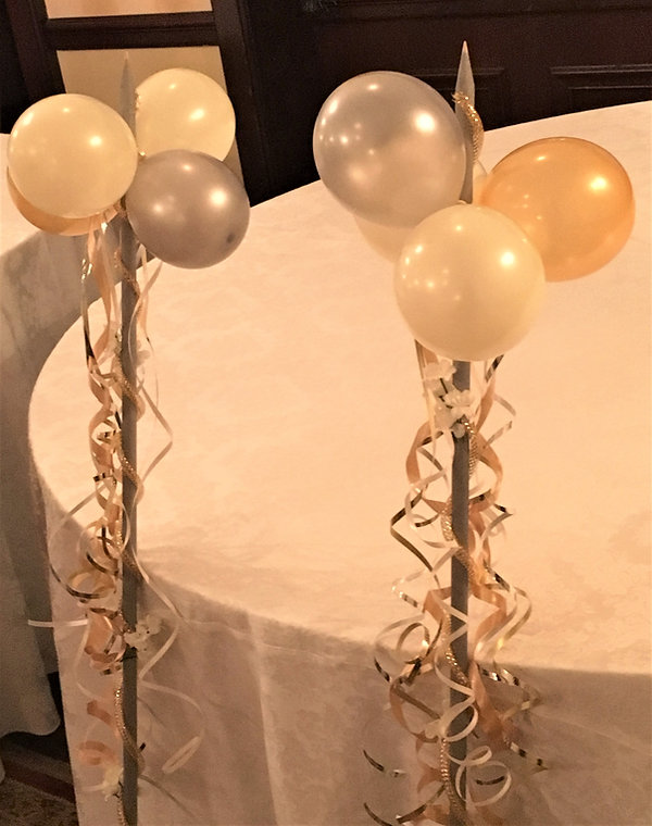 Wands we create to pop the balloon bombs when the time is right!