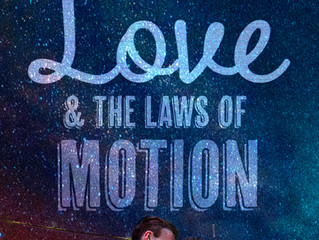 Love and the Laws of Motion is here!