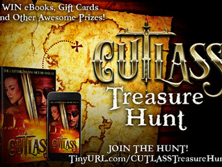 Today, I'm participating in the CUTLASS treasure hunt!