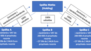 Jak stworzyć holding i (legalnie!) płacić niższe podatki