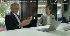 Spotkanie z mentorem finansowym z 30-letnim doświadczeniem - Andrzej Spuła