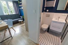 Pokoje z własnymi łazienkami na długi termin - alternatywa dla kawalerek i pokoi