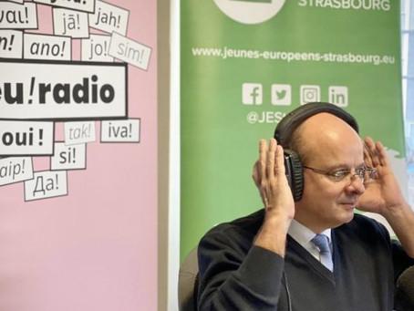 LE PARLEMENT EUROPÉEN À STRASBOURG, TÉMOIN D'UNE EUROPE POLYCENTRIQUE