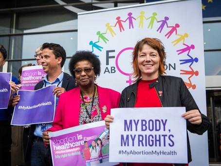Droits des femmes en Europe : peut mieux faire !