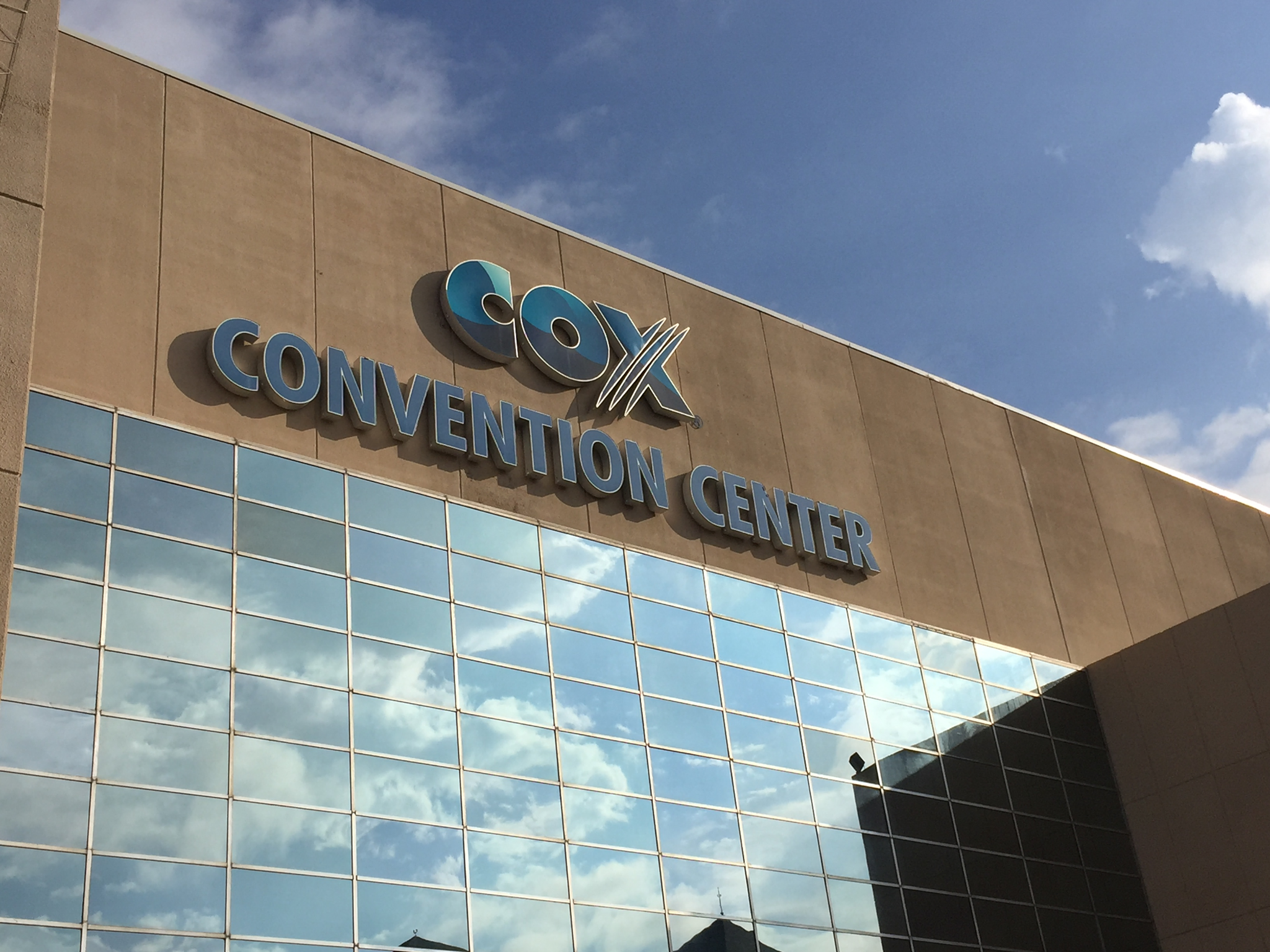 2018 Cox Convention Center
