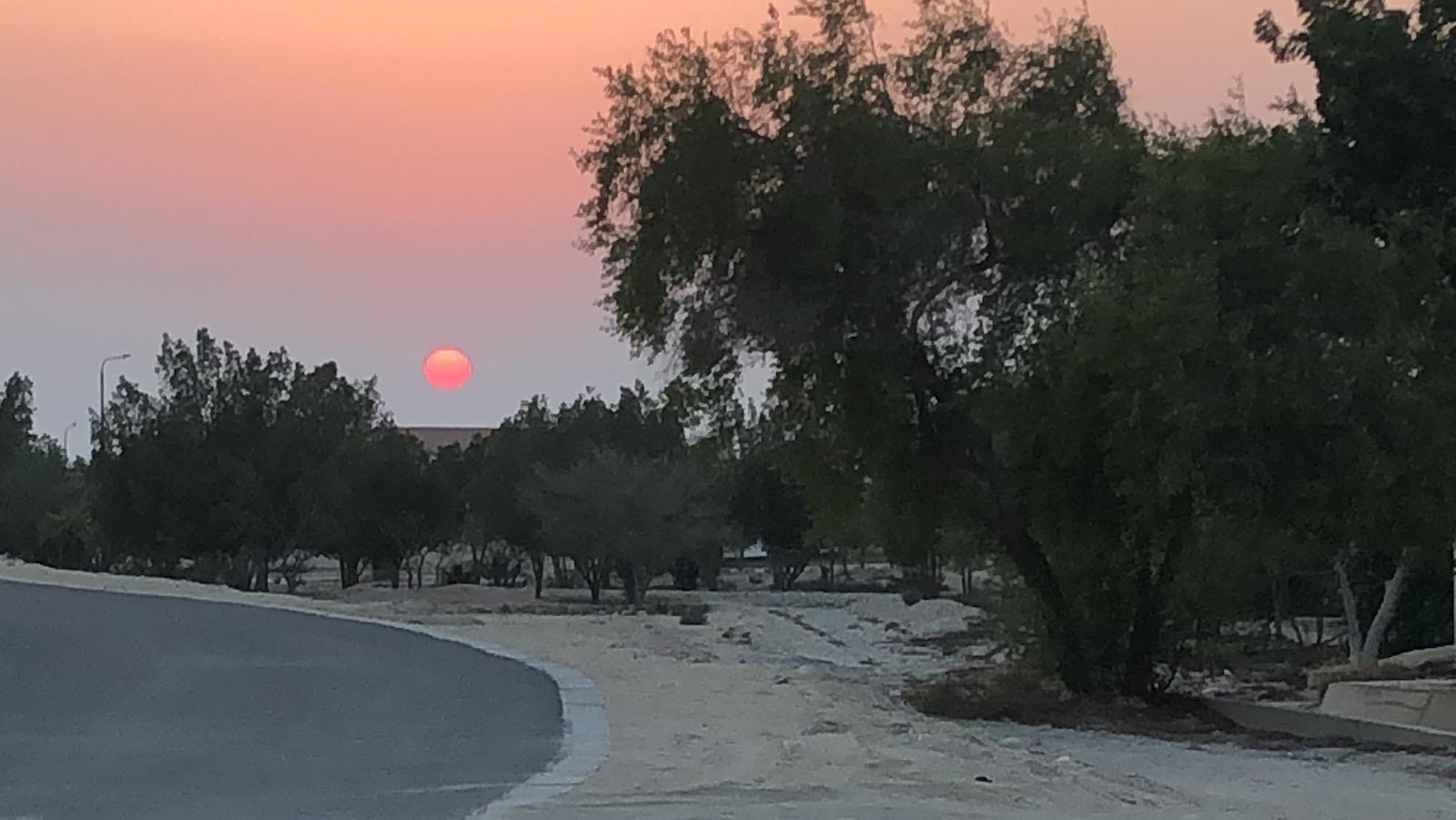 Twilight Sun