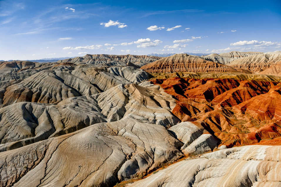 Record The Singing Dunes at Altyn-Emel National Park