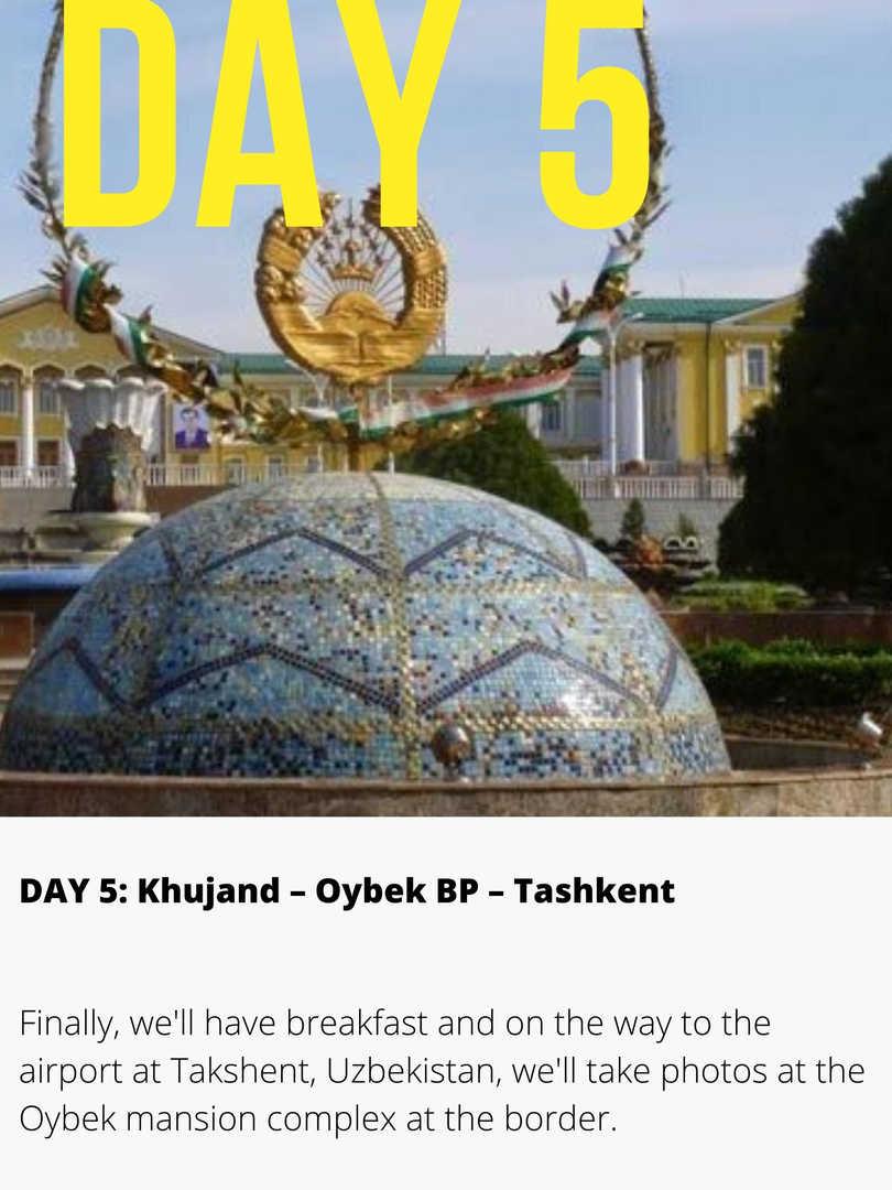 Oybek Tajikistan