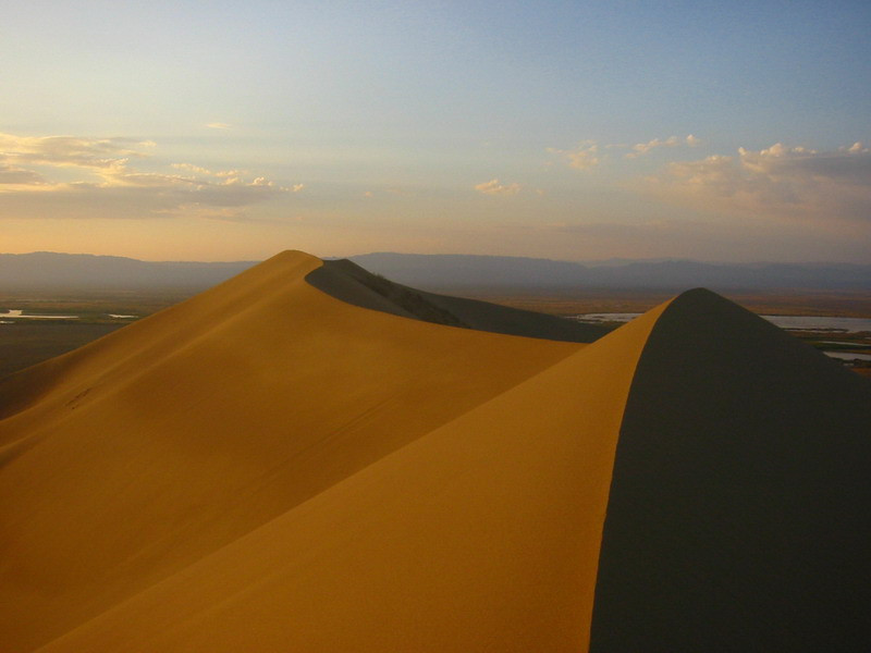 Altyn Emel Nature Reserve - Singing Sand Dunes