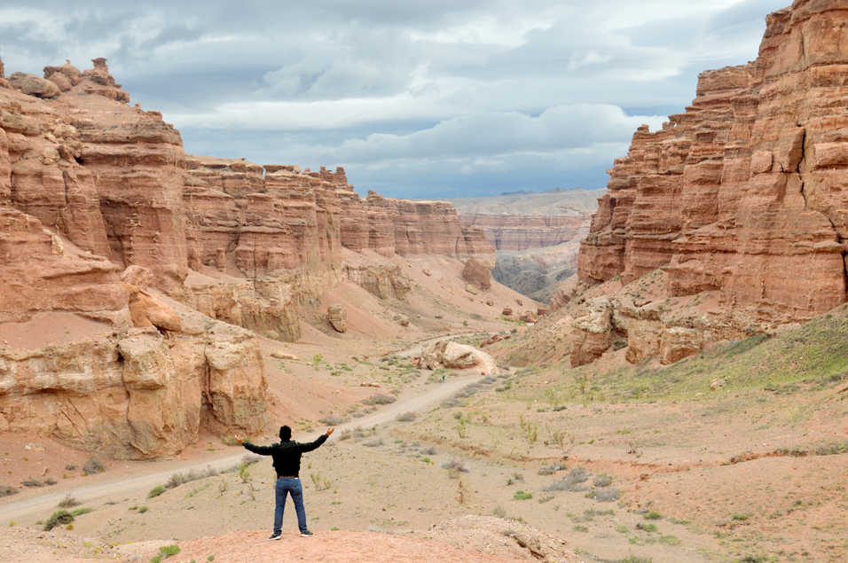 A Sight That Will Give The Grand Canyon A Run For Its Money, The Charyn Gorge