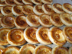Central Asian Foods, Central Asian Bread, Central Asia Travel Agency, Central Asia Tourism Agency, Central Asia Travel and Tours