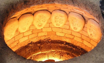 Tandoor Oven, Central Asian Foods, Central Asian Tandoor, Central Asia Travel Agency, Central Asia Tourism Agency, Central Asia Travel and Tours