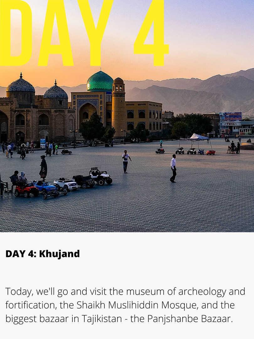 Khujand Tajikistan