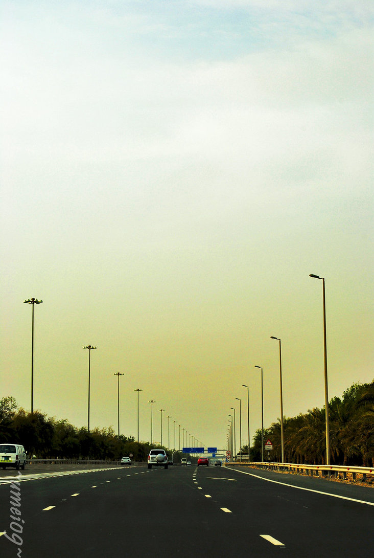 Road To Abu Dhabi, Sheikh Maktoom