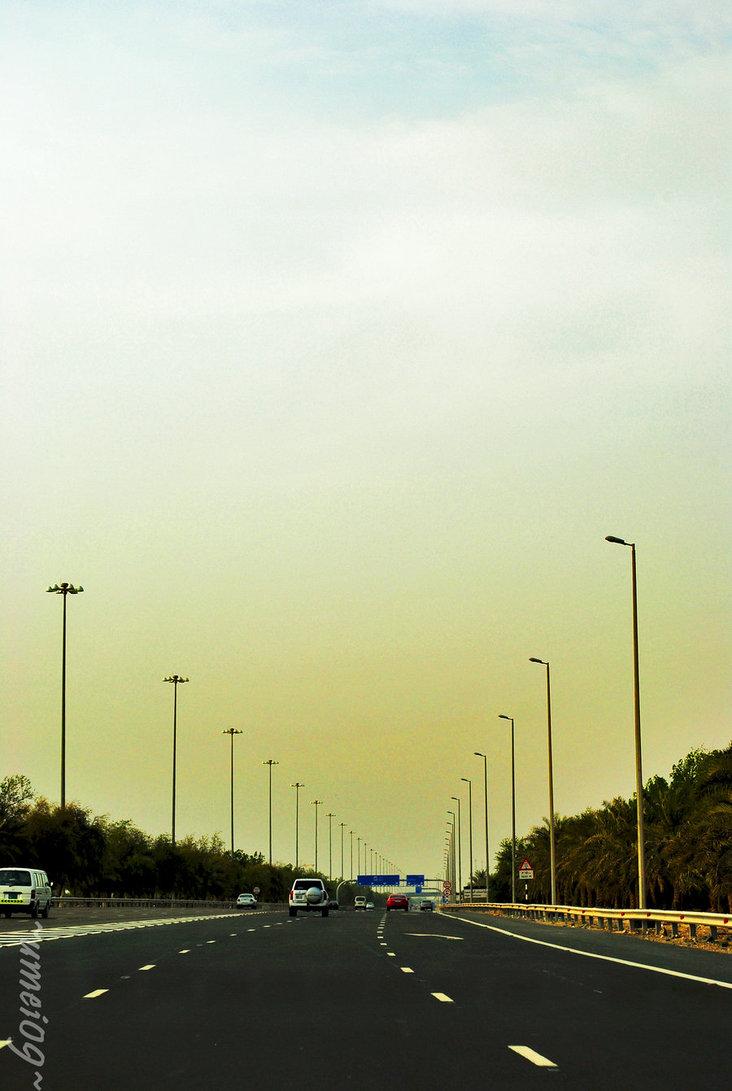 Road To Abu Dhabi, Sheikh Maktoom