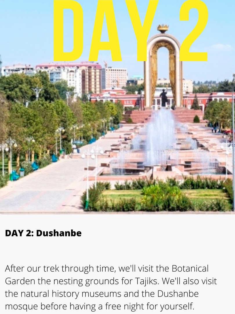 Dushanbe Tajikistan