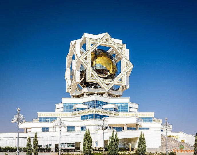 monumentsofashgabat