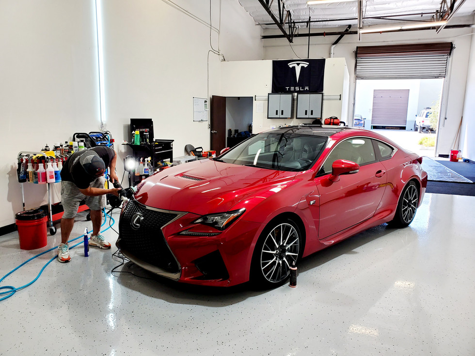 Lexus Car Detailing and PPF.jpg