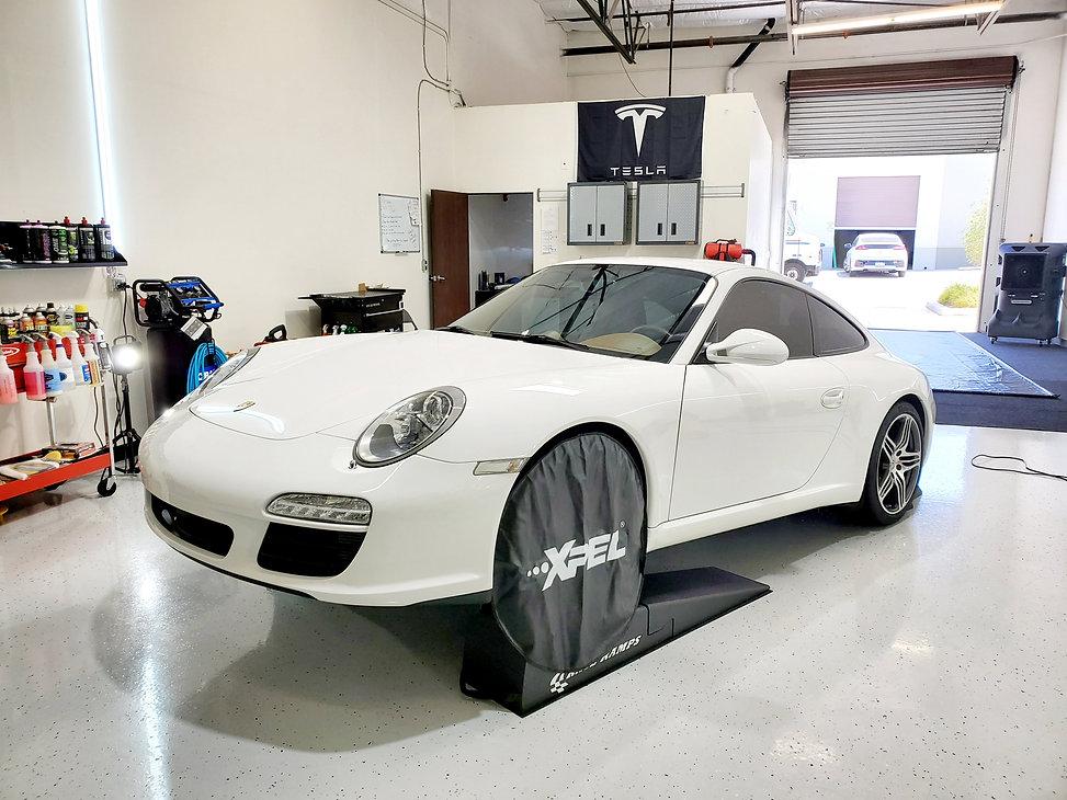 Porsche Xpel PPF